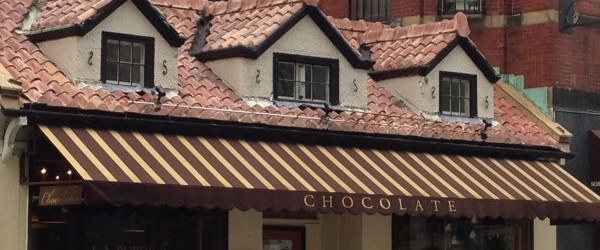 L.A. Burdick Chocolate Shop & Tea Room