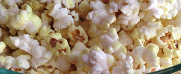 "Back To School: The Best ""Buttery"" Popcorn Ever For Snack Time"