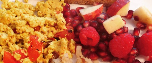 Any Way You Want It Tofu Scramble